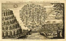 Генеалогическое древо Ноя