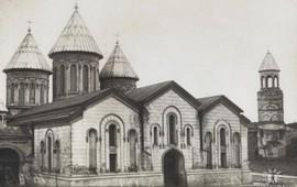 Шесть «спорных» церквей в Тбилиси