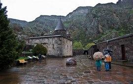 Монастырь Гехард - Армения