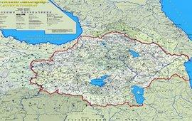 «Ашхарацуйц» – памятник географии и картографии