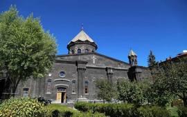 Гюмри – Церковь Сурб Аствацацин