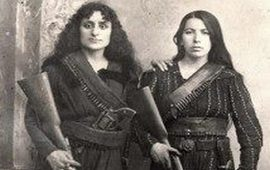 Героические женщины в армянской истории