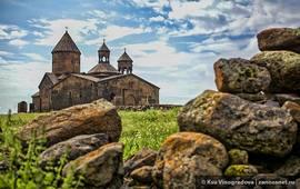 Монастырь Сагмосаванк - Аштарак - Армения