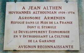 Жан Алтын - Судьба армянина