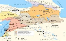 История древней Каппадокии