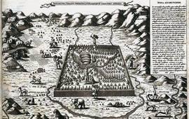 Карта Киршери и Генеалогическое древо-Ноя