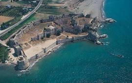 Крепость Корикос - Киликийское армянское царство