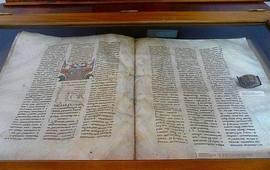 Древняя армянская рукопись - Мушский Гомилиарий