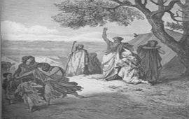 Сколько лет было Ною?