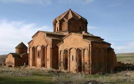 Монастырь Мармарашен - Армения