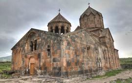 Мнастырь Ованаванк - Аштарак - Армения