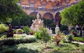 Монастырь Сан-Грегорио-Армено в Неаполе