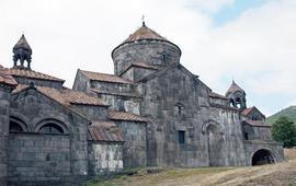 Действующий монастырь Ахпат - Армения