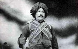 Севкареци Сако - Армянские фидаины