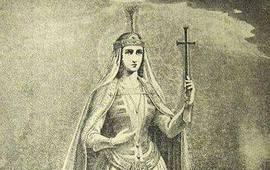Святая Шушаник - Дочь Вардана Мамиконяна