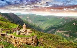 Монастырь Татев - Горис - Армения