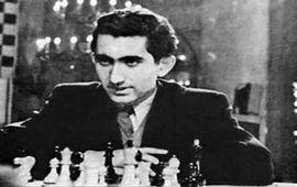 """""""Шахматист Тиго"""" - Мовсес Абрамян"""