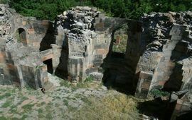 Аванский Кафедральный Собор - Армения