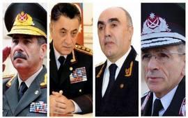 Азербайджанские силовики имитируют