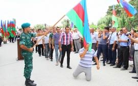 В Азербайджане снова собирают батальоны