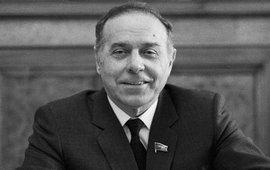 19.05.2017 - Окрытое письмо Гейдару Алиеву старшему