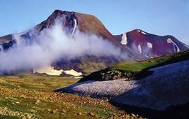 Вулкан Аждаак - Древняя Армения