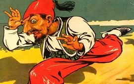 """Зачем турку """"Овкянос"""" или кто вложил язык в уста турка"""