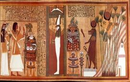 Таинственный папирус Ани