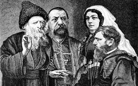 Из истории евреев в Армении