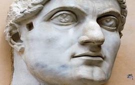 Император Византии Константин - Основатель