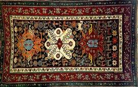 Армянское ковроделие с дохристианского периода