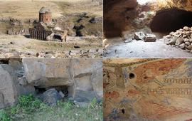 Тайны подземелья Древнего Ани