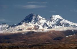 Загадка горы Арагац - Армения