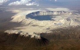 Армянское нагорье миллионы лет назад