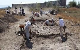 Уникальные находки в ходе раскопок в Армении
