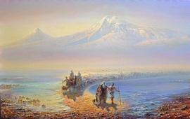 История священной горы Арарат