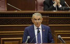 Диалог глав парламентов Армении и Арцаха