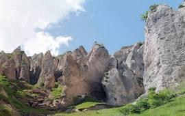 Хндзореск - Таинственный Город Древних Пещер