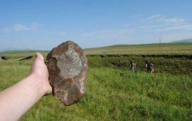 Памятнику культуры найденному в Армении 2 миллиона лет
