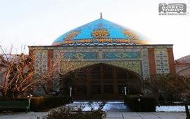 «Голубая мечеть» в истории Еревана