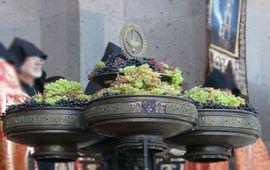 Ежегодный праздник освящения винограда