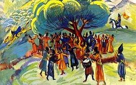 Древний армянский Новый Год