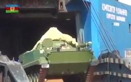 Россия поставила Азербайджану новую партию вооружения