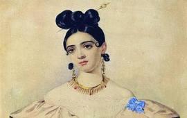 Армянские красавицы воспетые поэтами