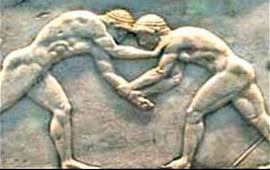 Олимпионик Вараздат - сын Аноба из Артаксаты