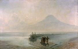 Священная гора Арарат - Ноев ковчег