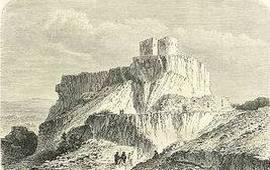 Армянская крепость Ламброн - XI век