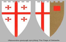 Грузины присвоили Киликийский флаг