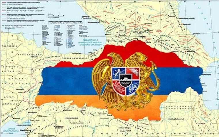 Армяне - Народ сыгравший огромную роль