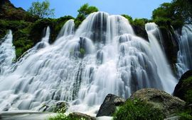 Легенда водопада Шаке - Армения